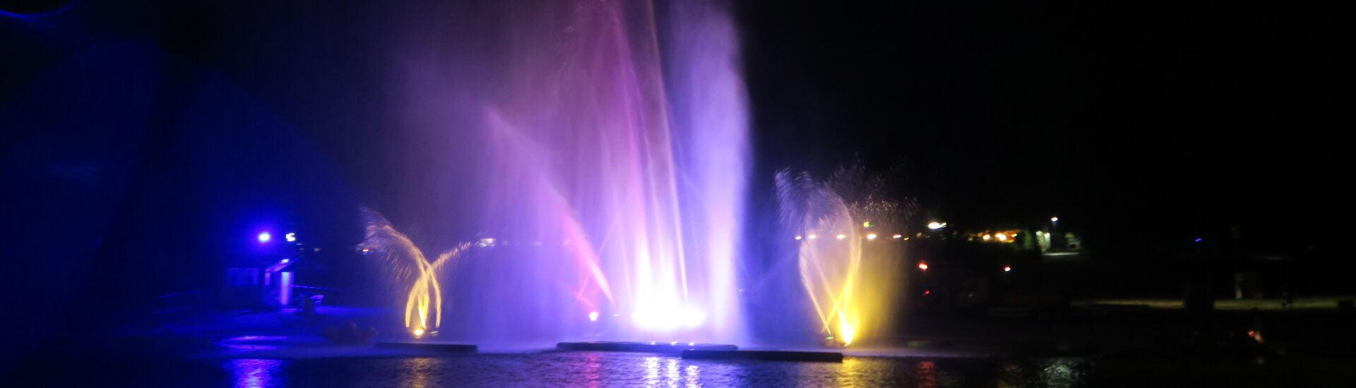 Wasserspiele Seefest