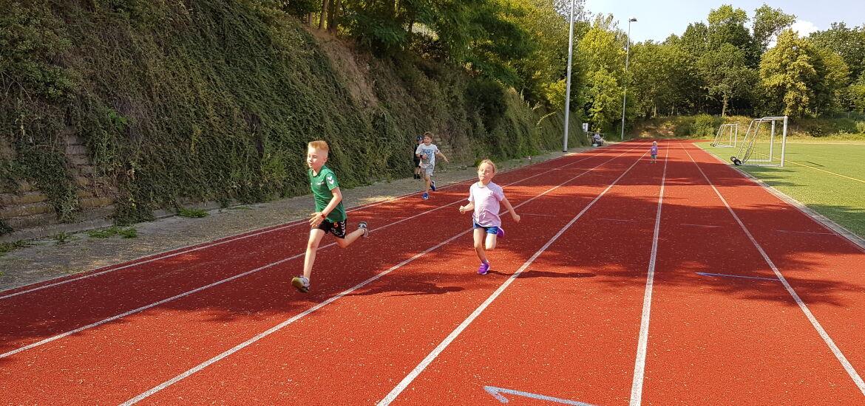 30 m Sprint