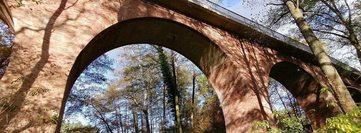 Viadukt in Glienicke