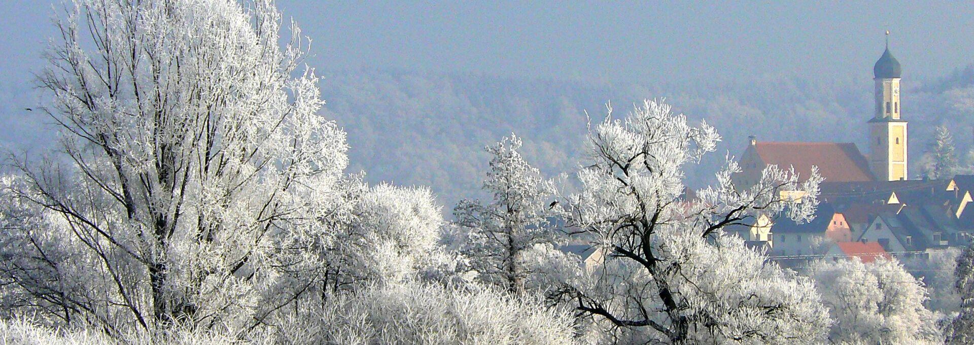 Zusmarshausen von Westen (Fotograf Max Trometer)
