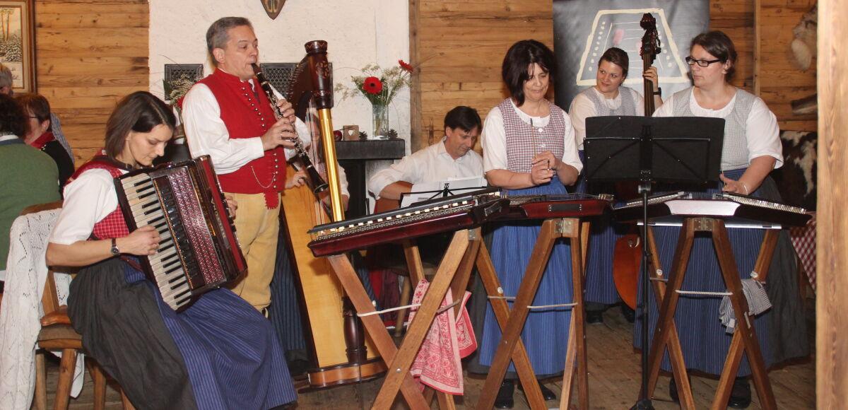 Ostelsheimer Stubenmusik