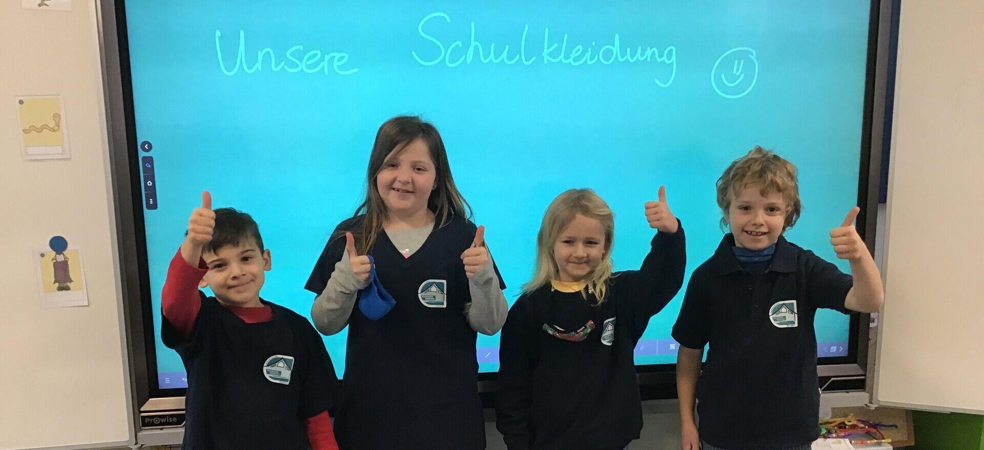 Unsere Schulkleidung
