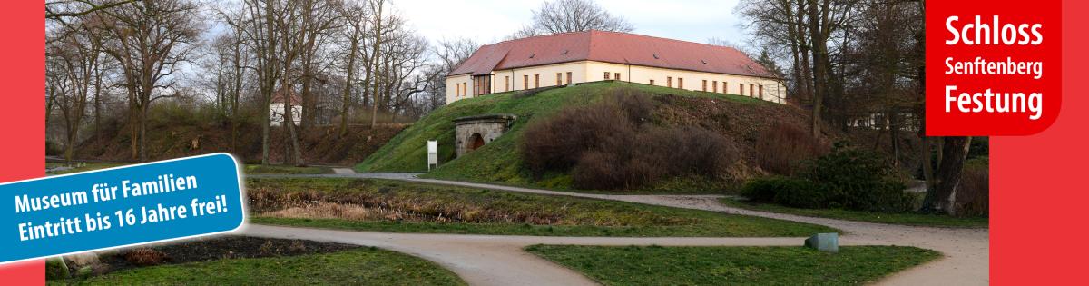 Banner_Schloss und Festung Senftenberg_Foto Rasche