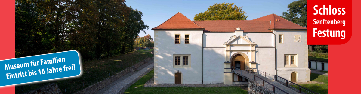 Banner_Schloss und Festung Senftenberg_3_Foto Kläber