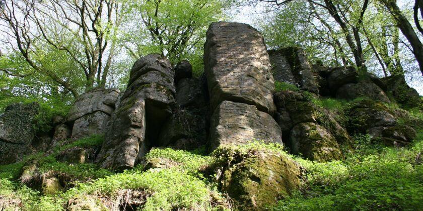 Steinerne Schrank