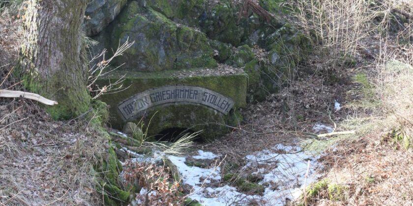 Stollen am Weiselberg