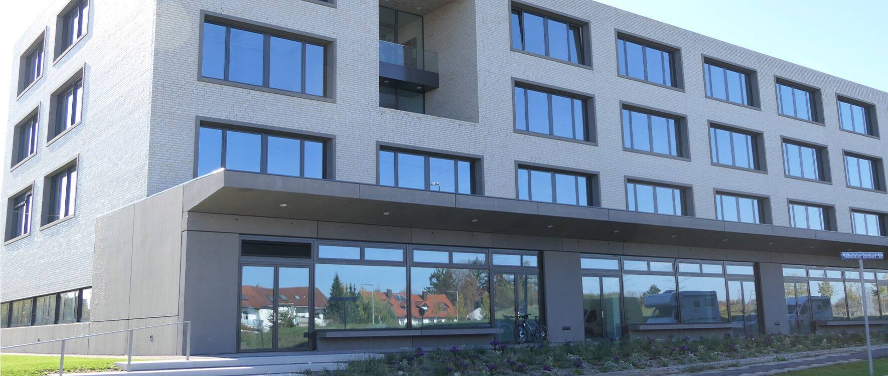 MGH Münchner Gewerbehof Nord Lerchenau