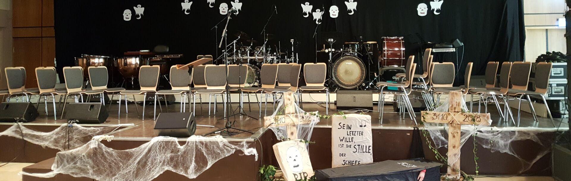 Halloween-Konzert 2018