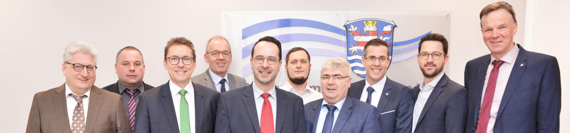 Bürgermeister der VGZ Schwalm