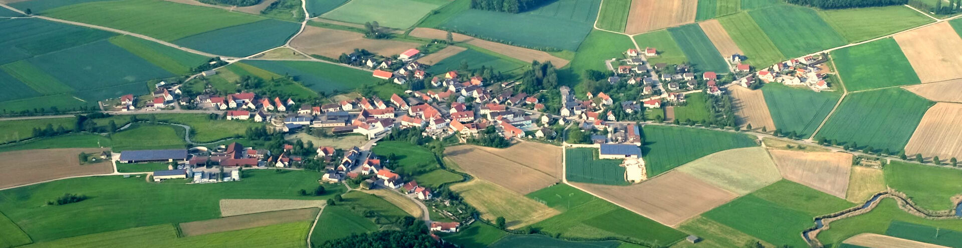 Luftbild Oppertshofen