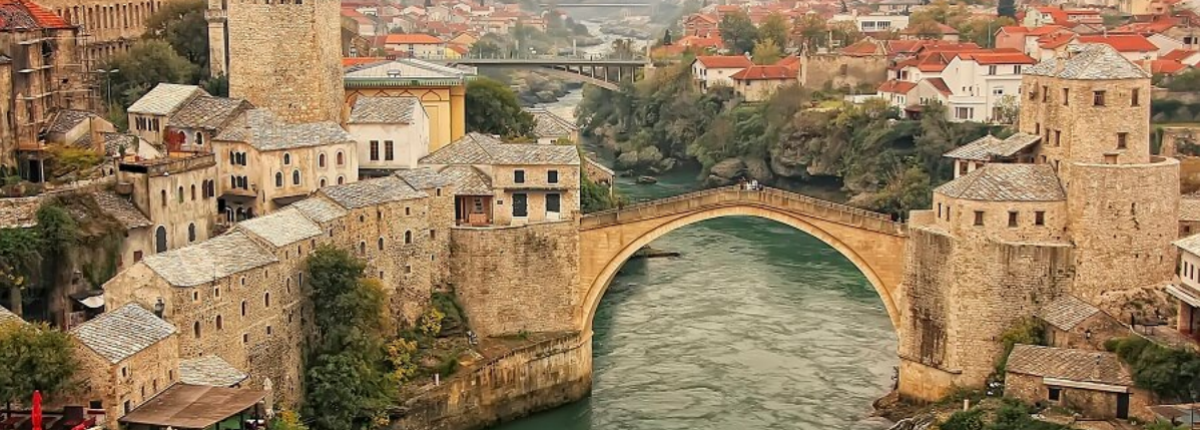 Bosnia Bridge of Mostar