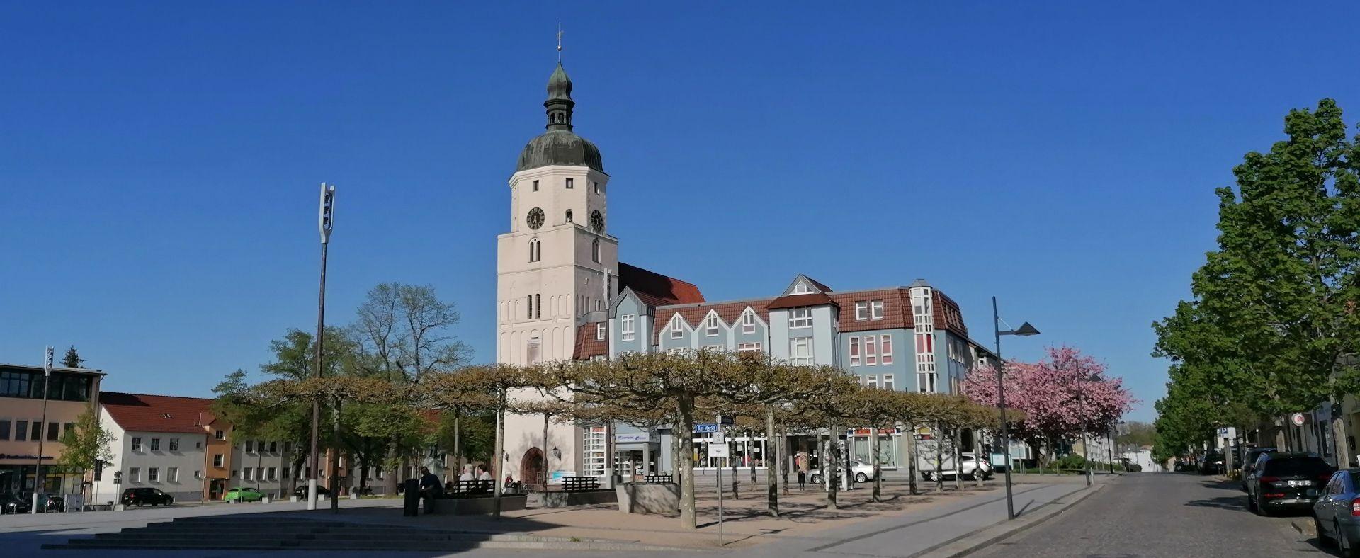 Marktplatz Lübben