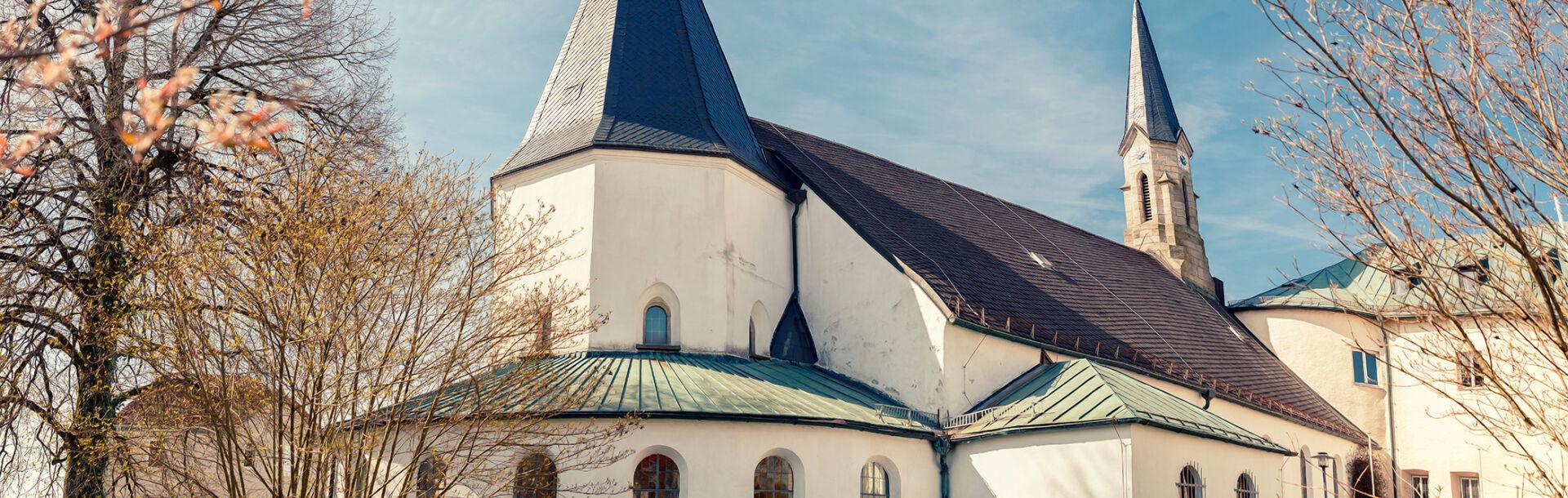 Wallfahrtskirche Mariä Himmelfahrt - Bild Stefan Plöchinger
