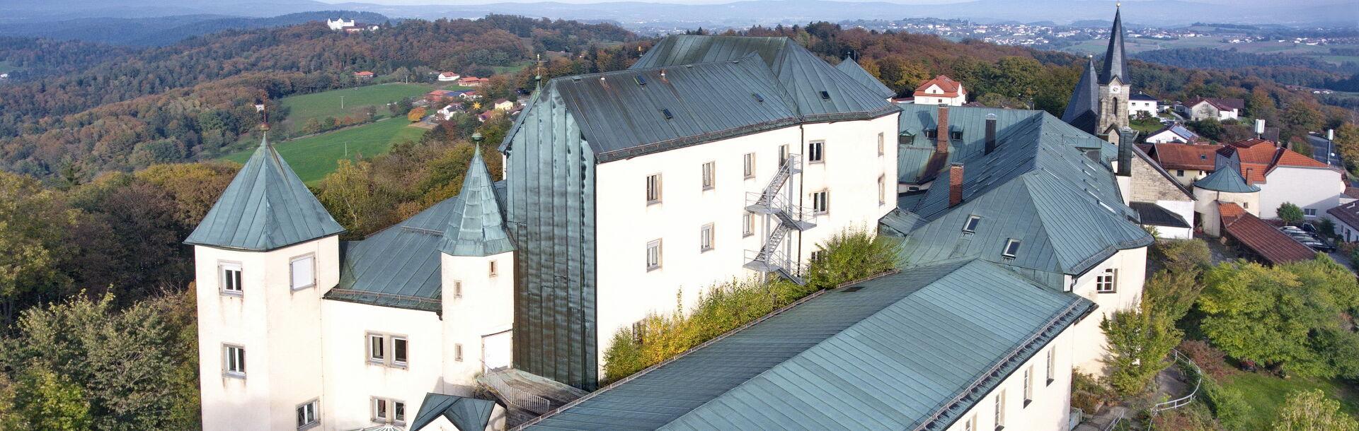 Schloss Fürstenstein - Bild Wolfgang Hartwig