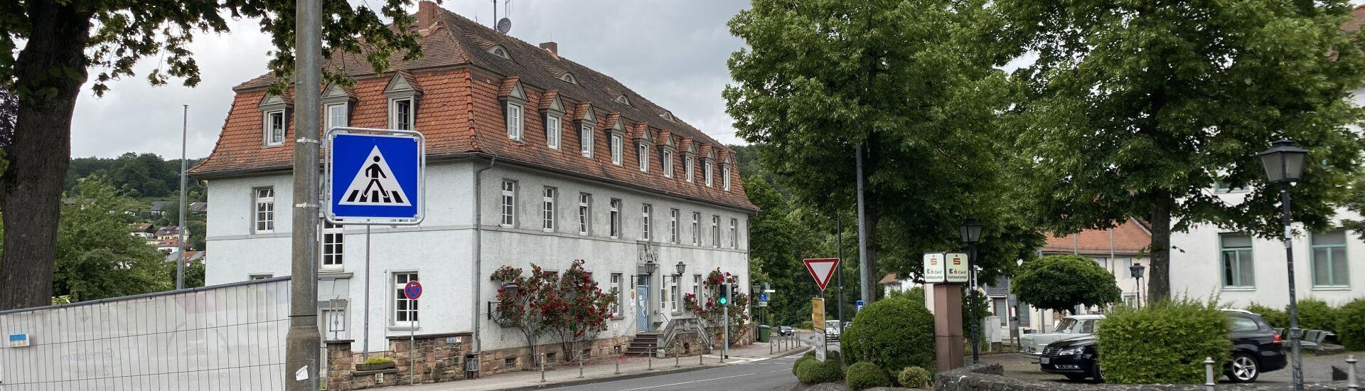 Rathaus Ortenberg