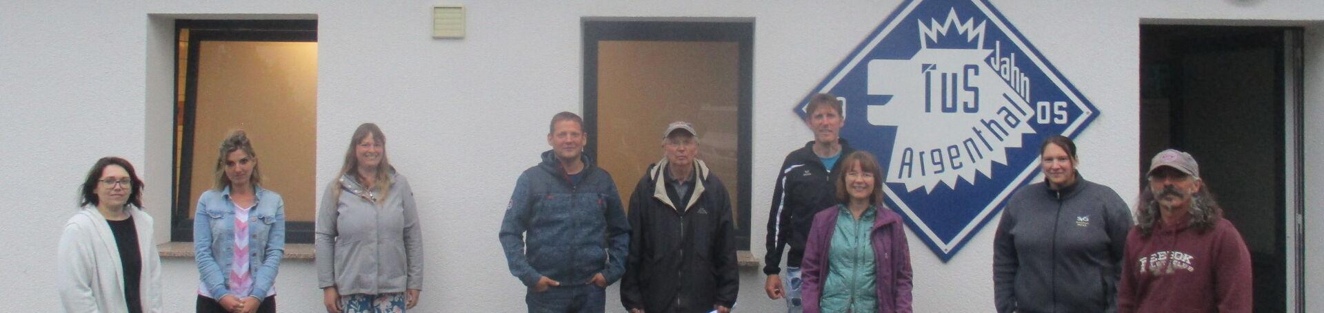 Gründungsmitglieder Förderverein