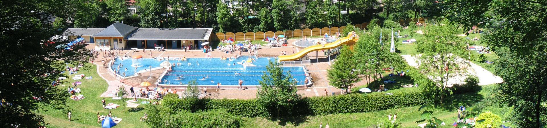 Freibad Alexandra