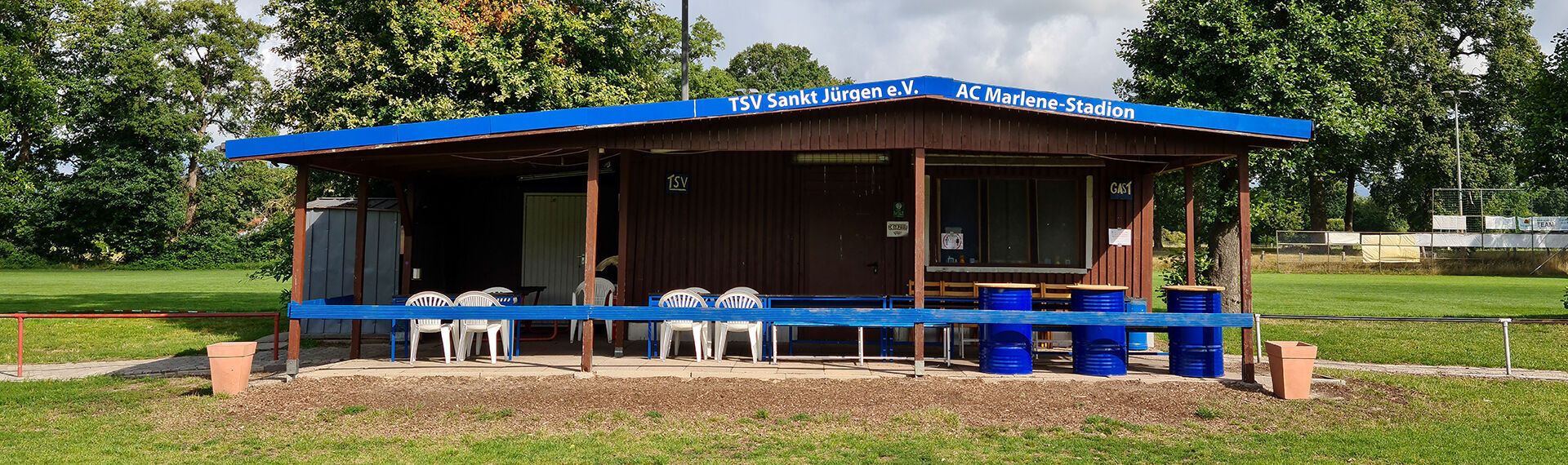 TSV Sportplatz Kleinmoor Vereinsheim