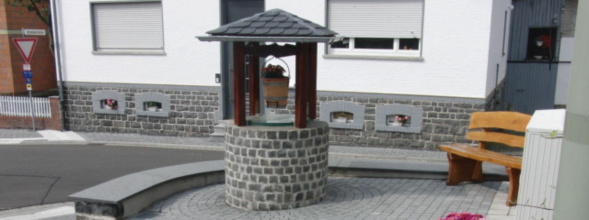 Ortsbrunnen Glashütten