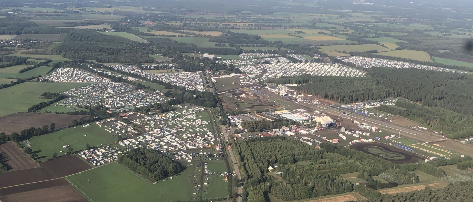 Luftbild Hasenmoor