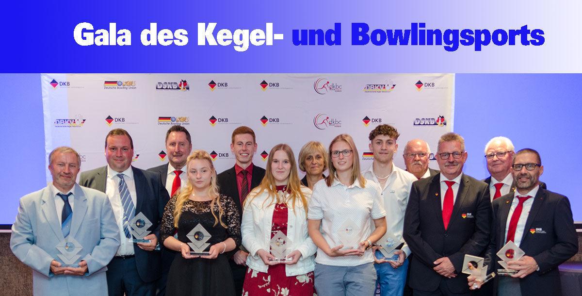 Gala des Kegel- und Bowlingsports 2021 in Wolfsburg