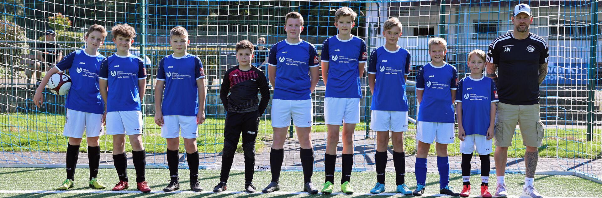 C Jugend 2021/2022
