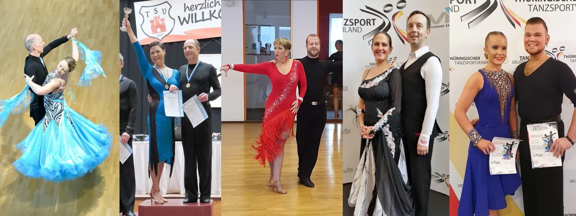Die glücklisten Tänzer des TC Blau-Gold Teil 1