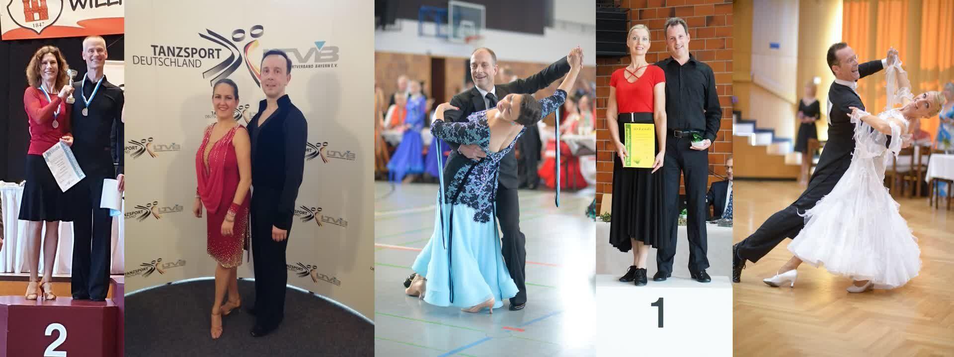 Die glücklisten Tänzer des TC Blau-Gold Teil 2