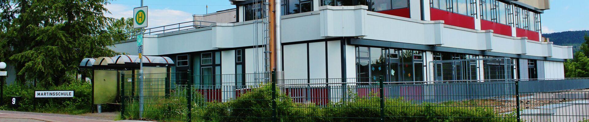 Die Martinsschule in Linsengericht-Altenhaßlau