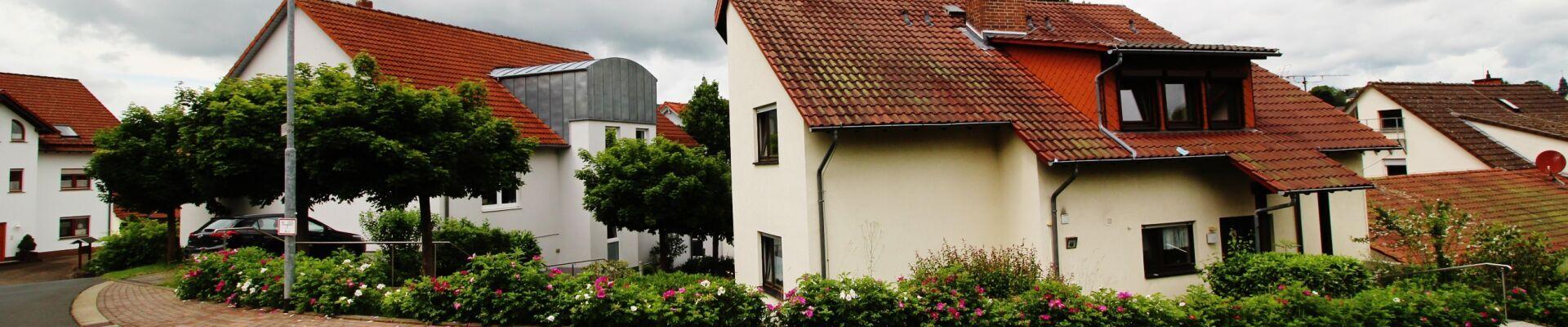 Das Haus Schlossblick in Birstein