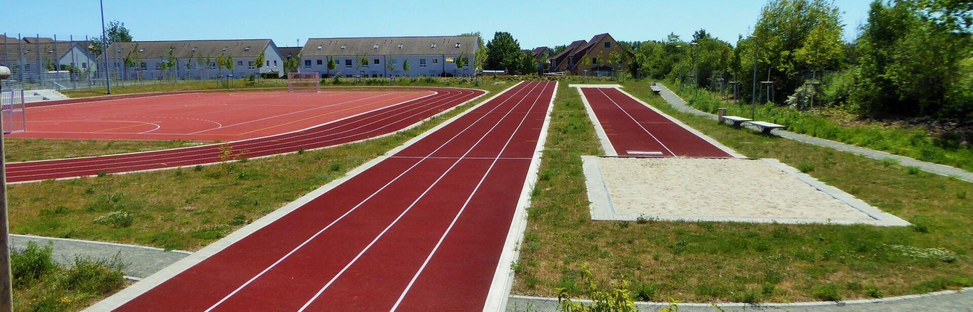 Sportplatz der Gebrüder-Grimm-Grundschule