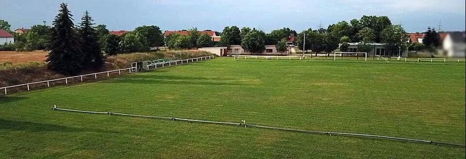 Gelände Luftbild