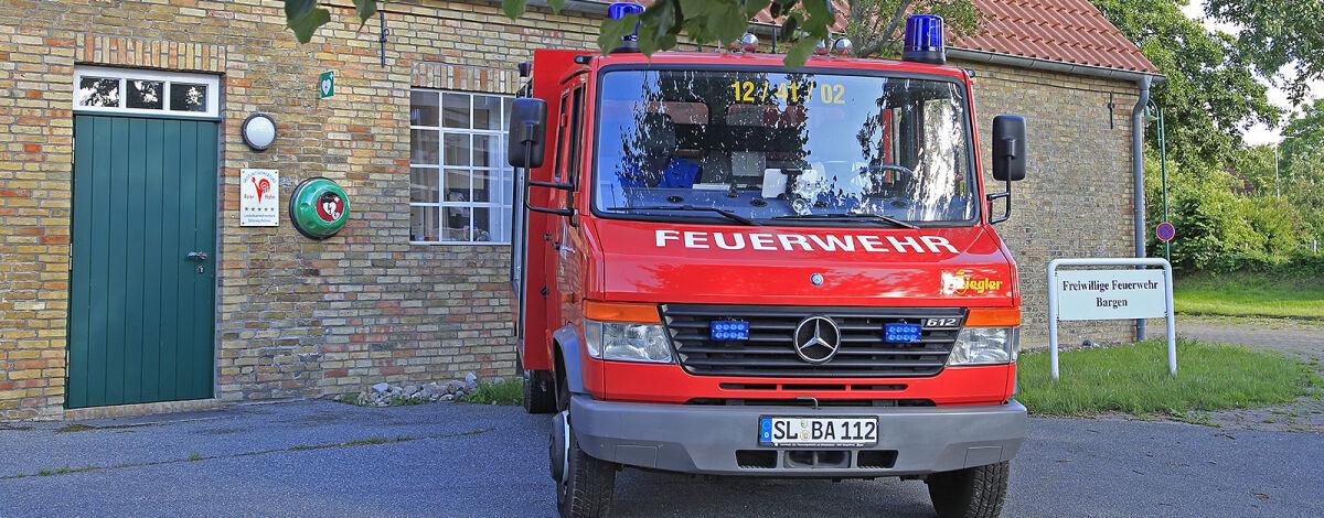 Feuerwehrgerätehaus Ortswehr Bargen