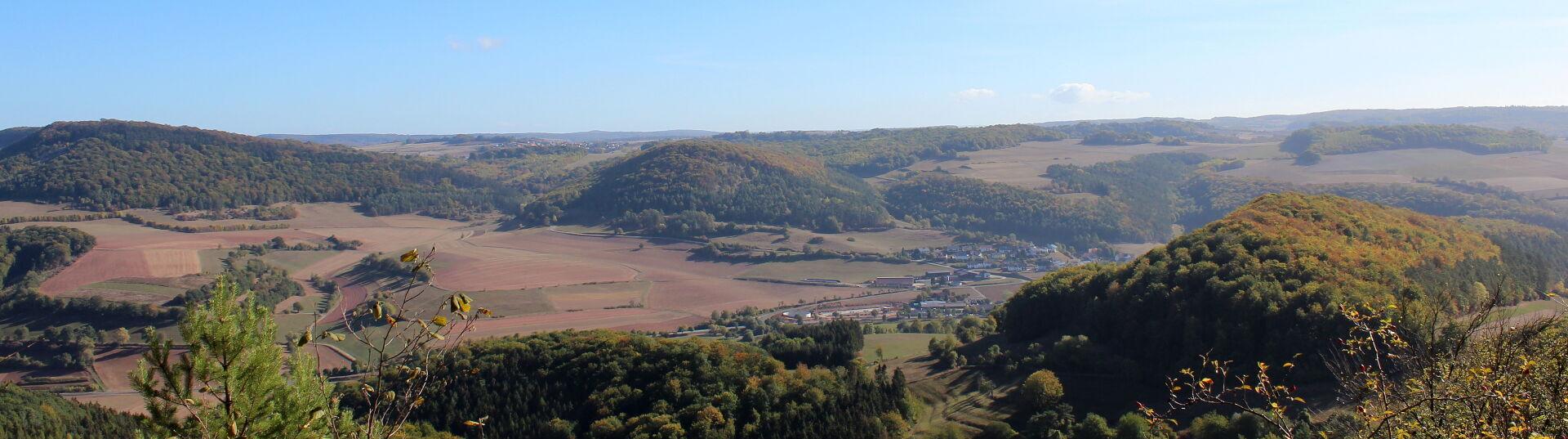 Panoramablick Holstein