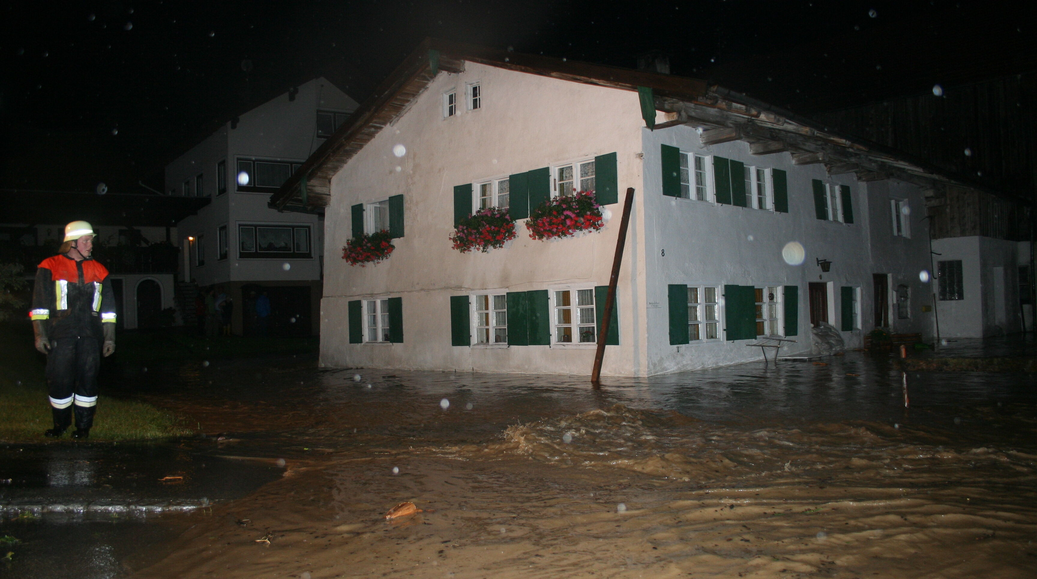 Hochwassernacht 2007
