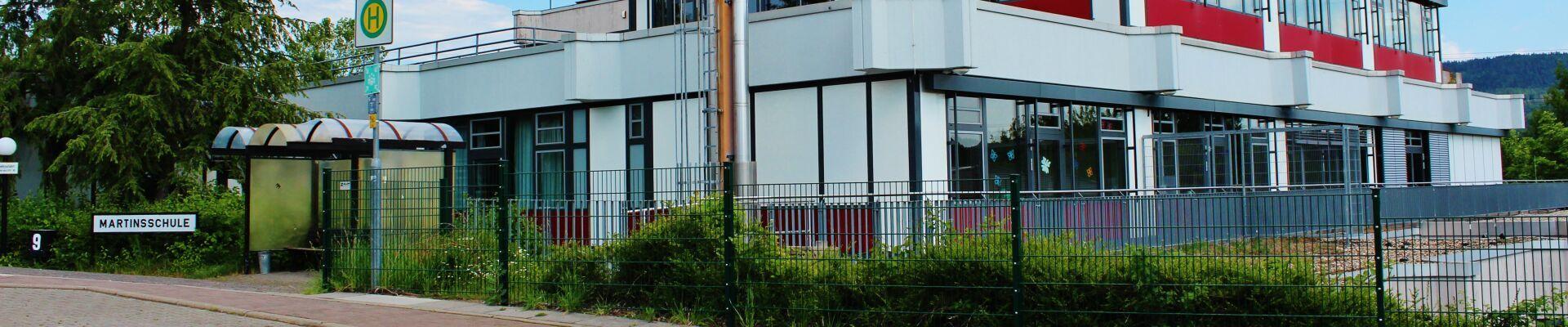 Die Martinsschule in Linsengericht