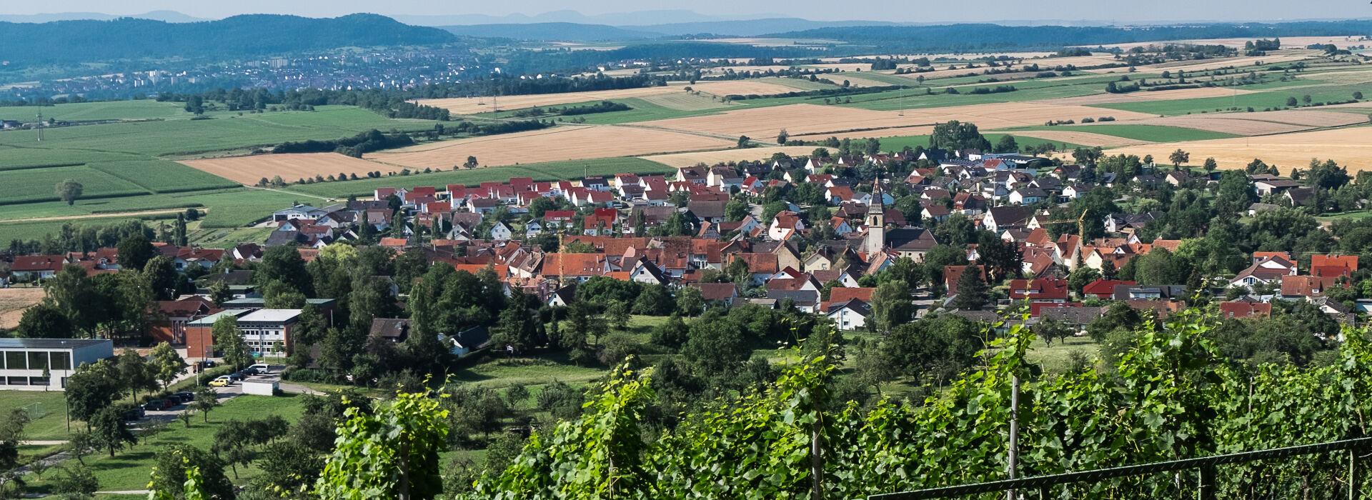 Wendelsheim Gesamtansicht