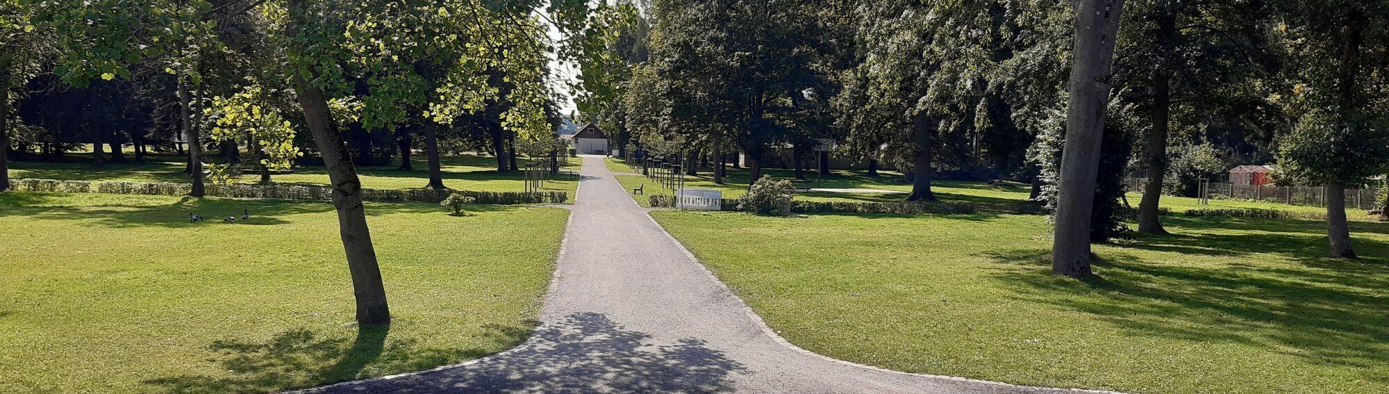 Triptiser Stadtparkt