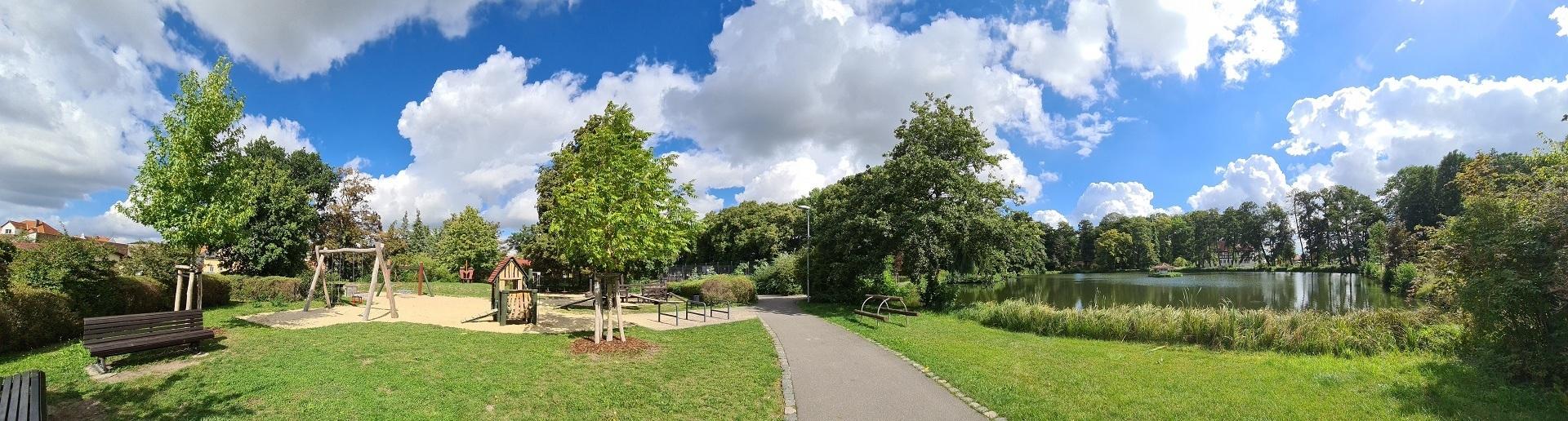 Spielpark Treuenbrietzen (Foto: Stadtverwaltung Treuenbrietzen)