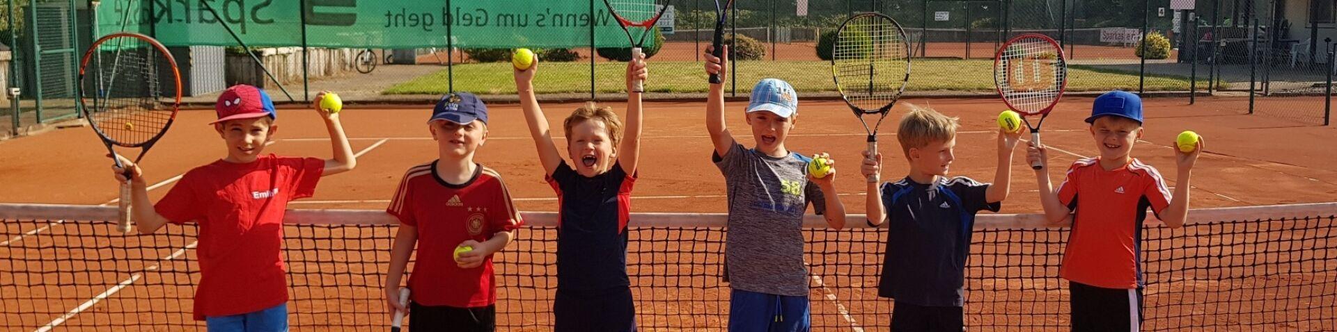Tennis Nachwuchs!