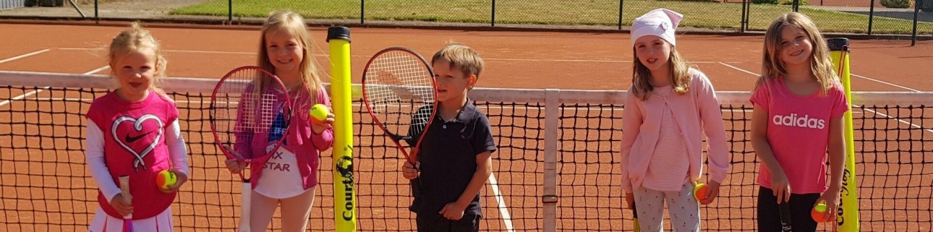 Tennis Nachwuchs 2