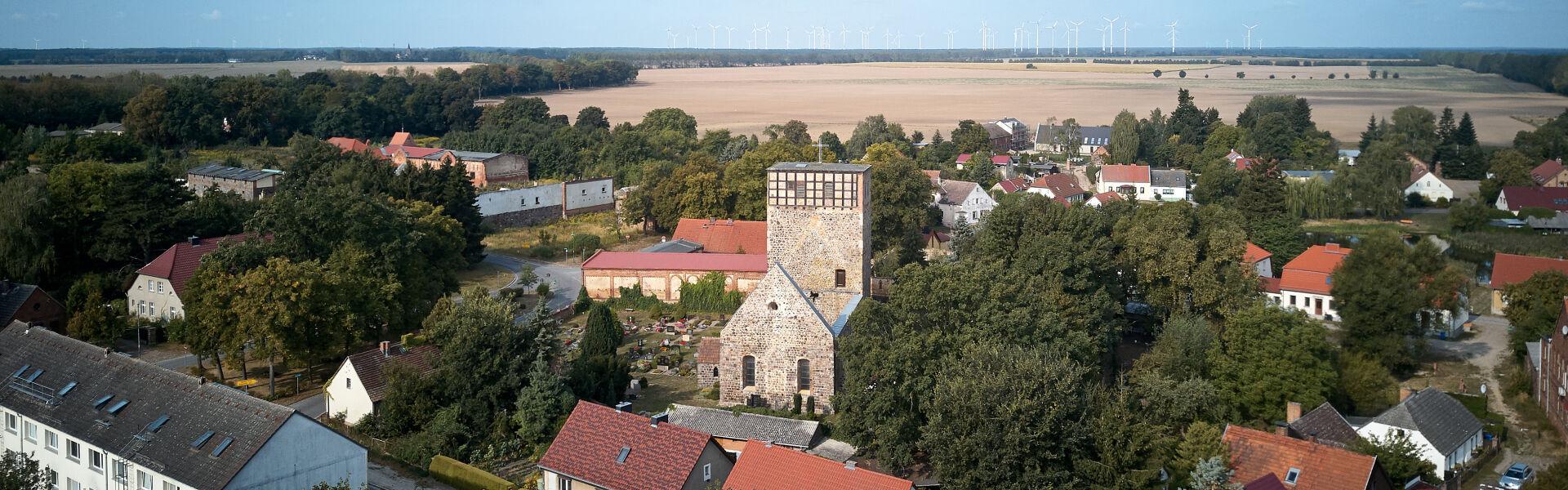 Luftbild Beiersdorf