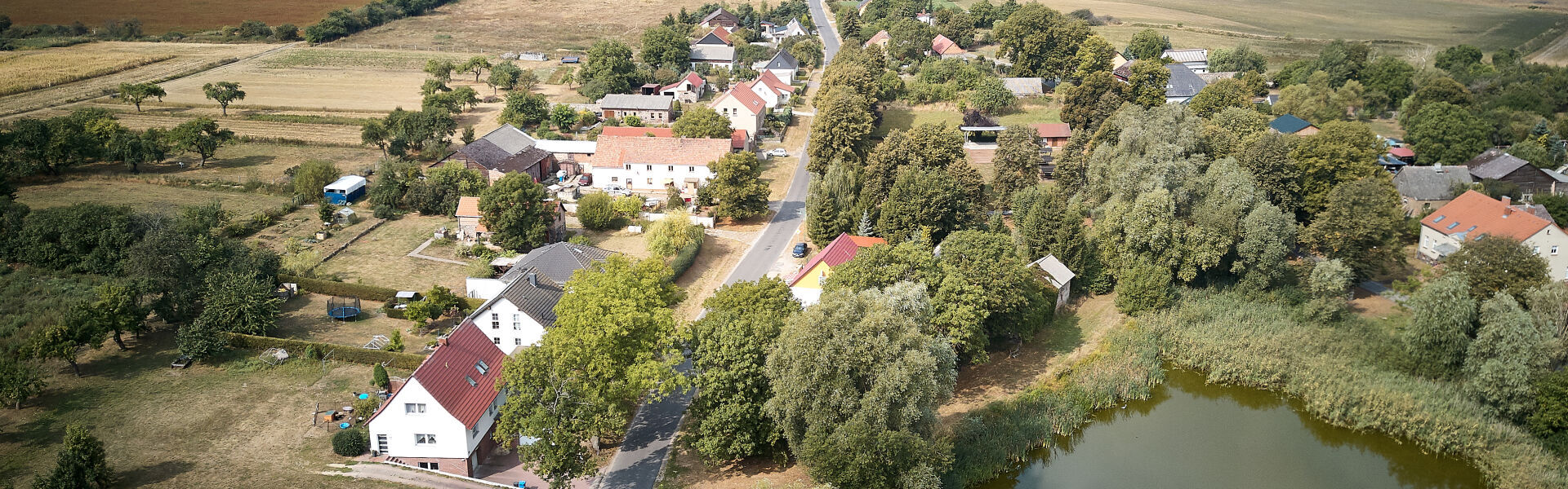 Luftbild Dannenberg/Mark