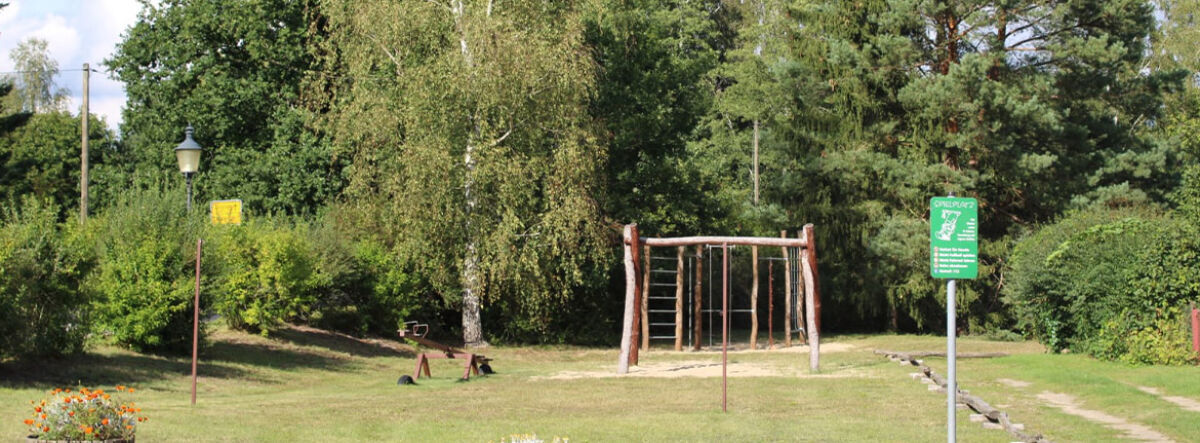 Spielplatz Drahendorf