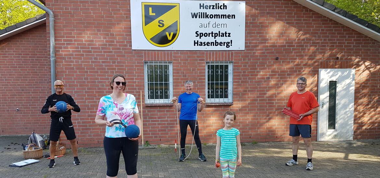 Sportabzeichen-Auftakt