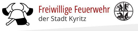 Freiwillige Feuerwehr der Stadt   Kyritz