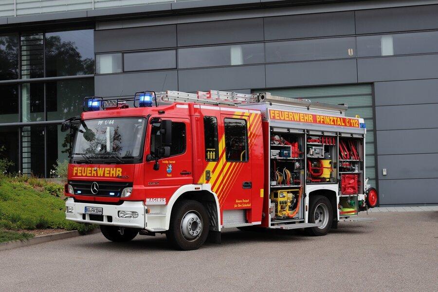 Feuerwehr Pfinztal